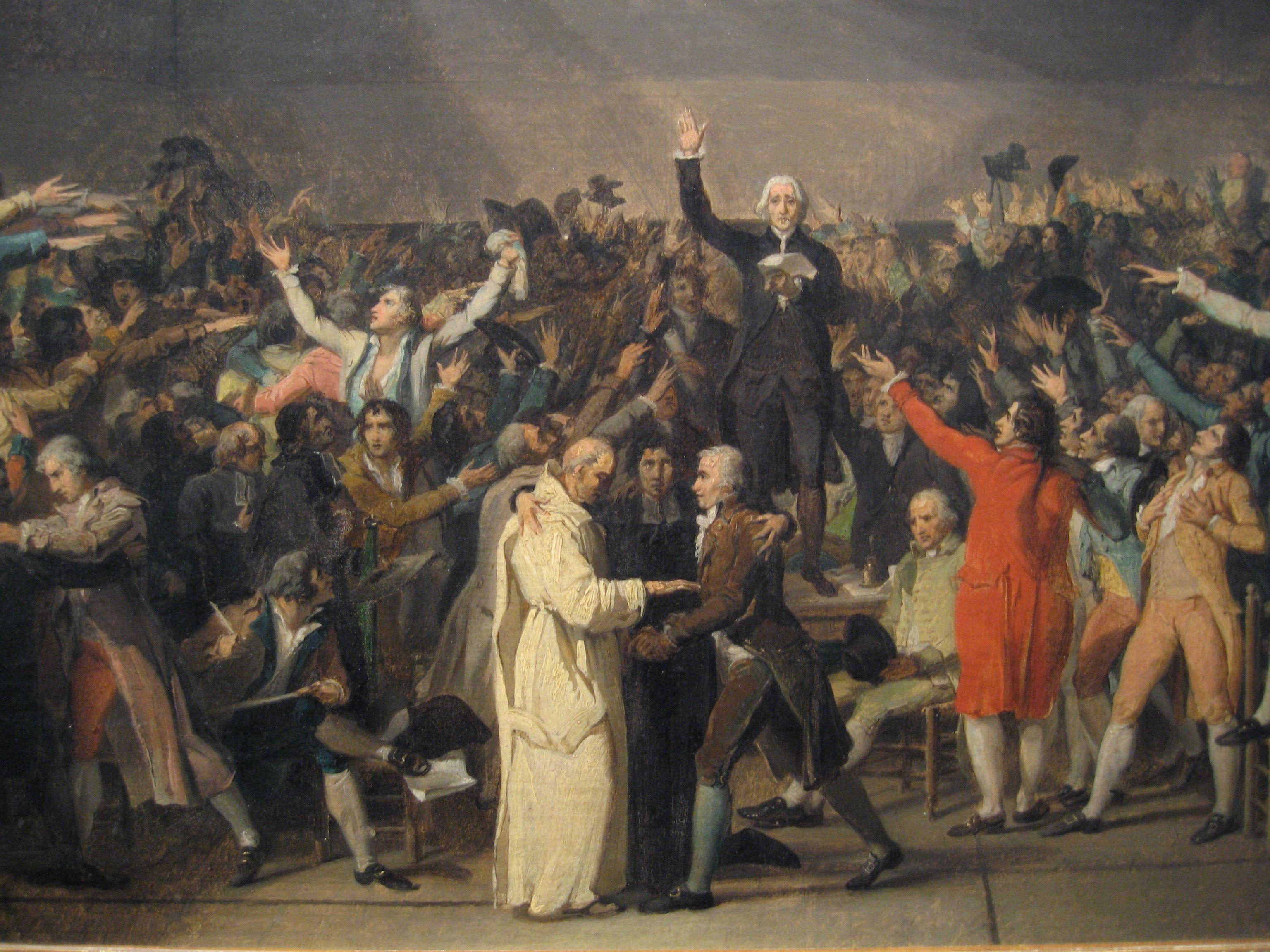De gestage opmars van de idealen uit de Radicale Verlichting