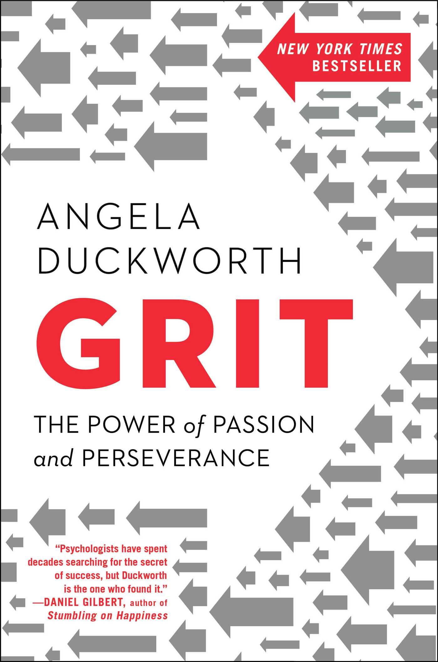 Recensie van Angela Duckworths boek GRIT