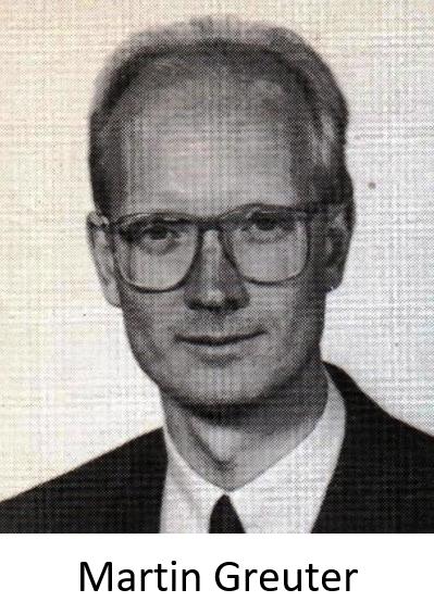 Martin Greuter