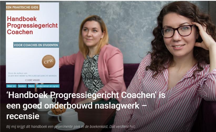 Recensie Handboek Progressiegericht Coachen -