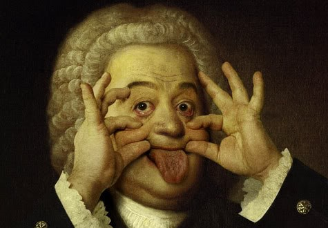 Gardiner, Bach en het verlangen om gebreken in toppresteerders te ontdekken